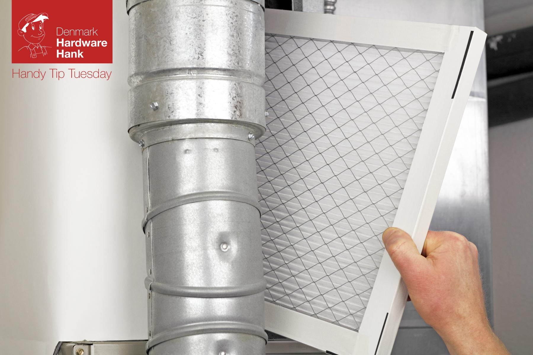Denmark Hardware Hank Air Filter