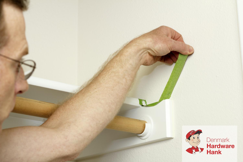 Denmark Hardware Hank Man Peeling Painter's Tape