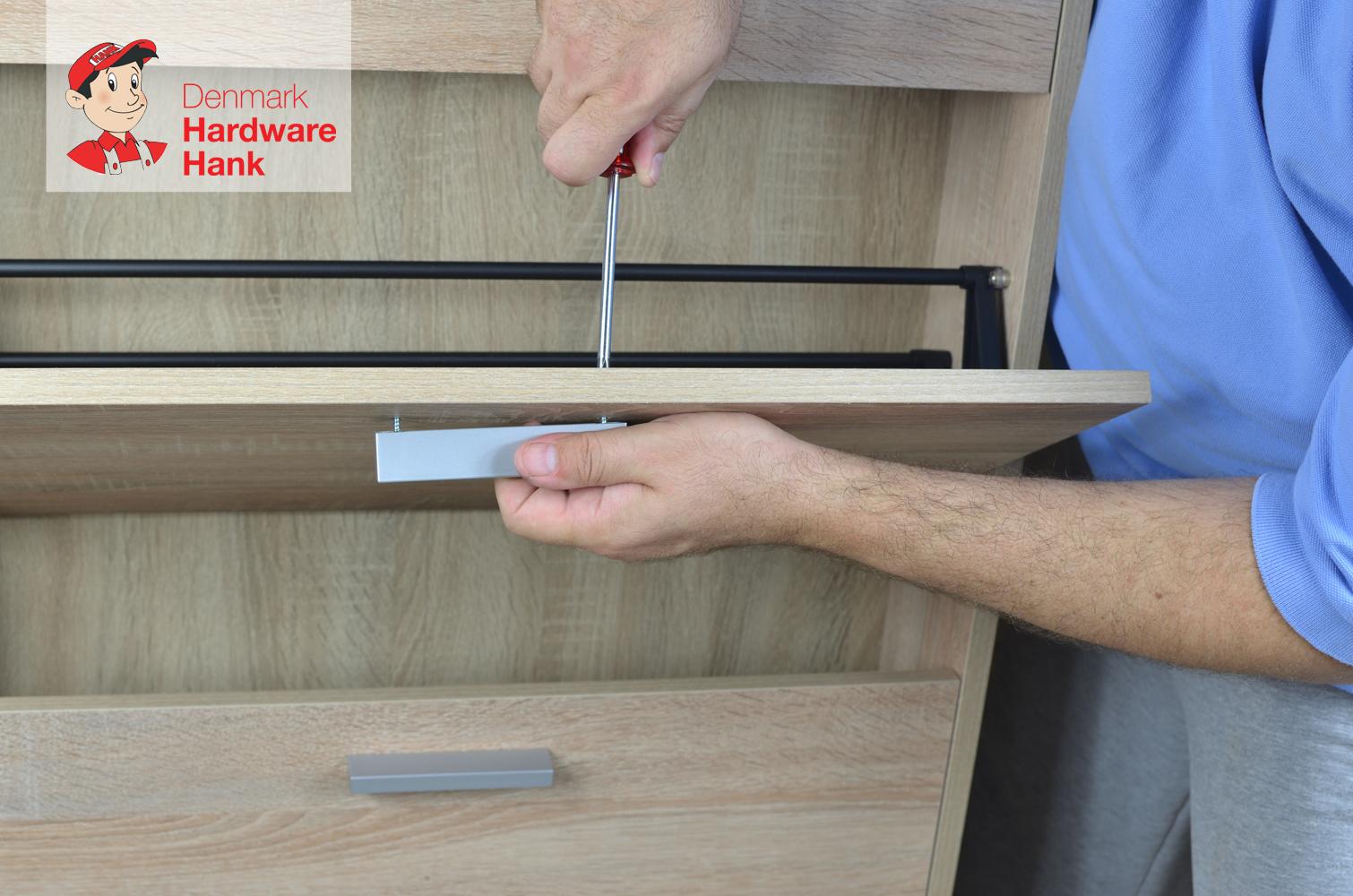 Denmark Hardware Hank Drawer Pull