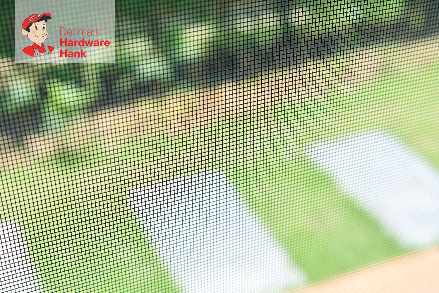 Denmark Hardware Hank door mosquito wire screen steel net protection from small insect