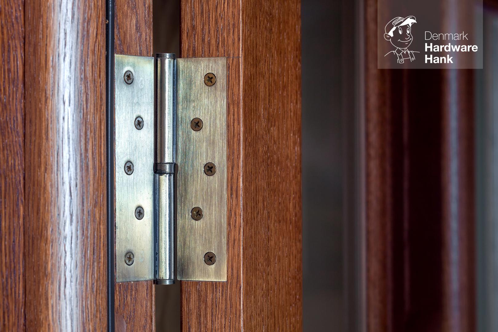 Denmark Hardware Hank door hinge furniture.