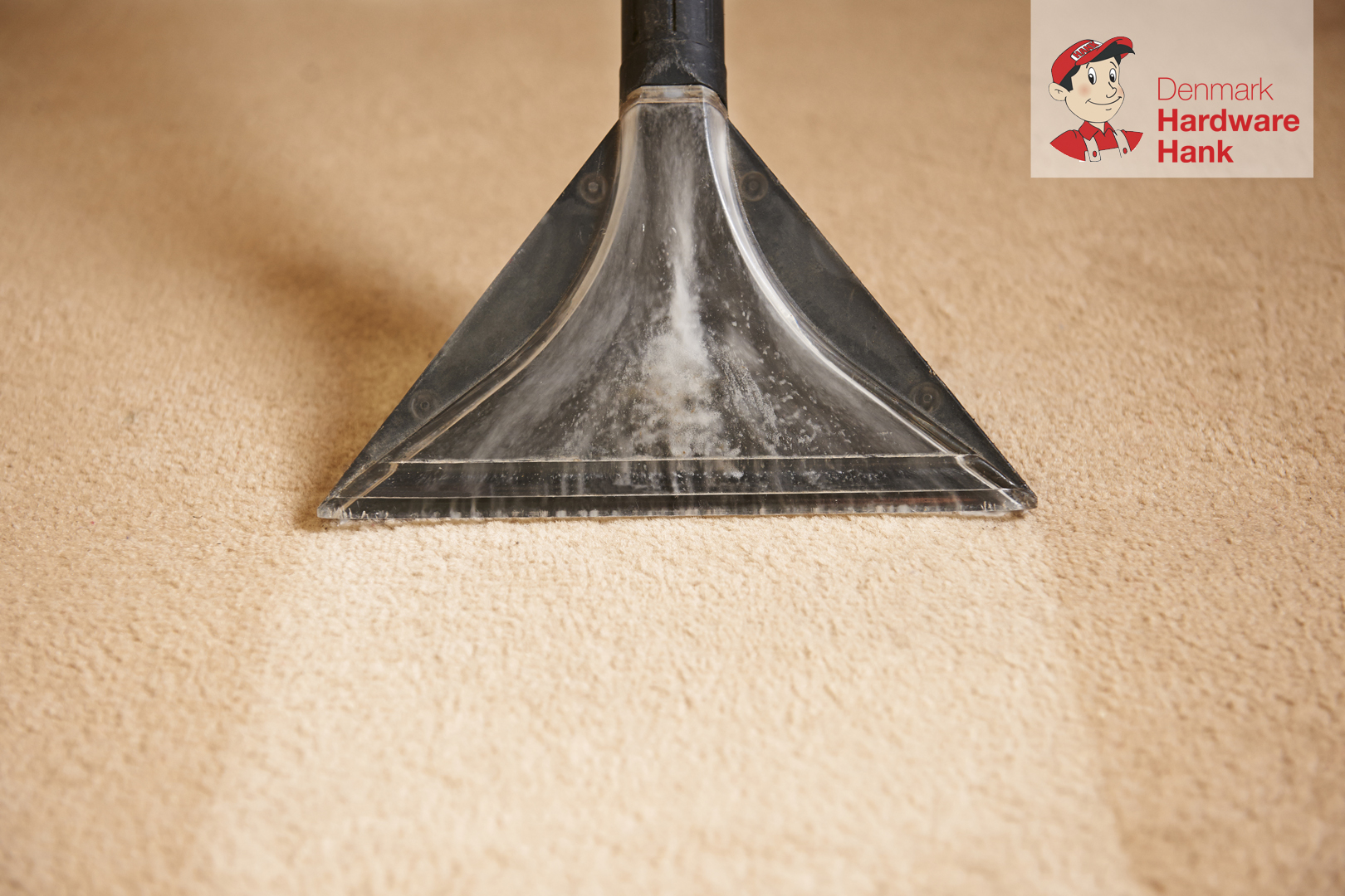 Denmark Hardware Hank Professionally Cleaning Carpets